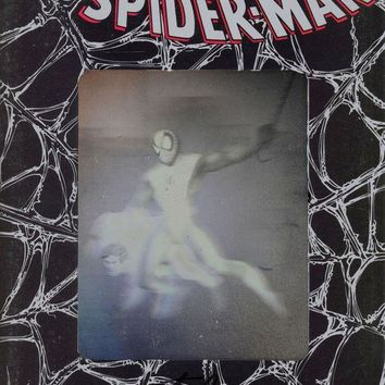 DCCKJNG Stan Lee Signed Autographed 'Spider-Man' Comic Book 1992 Spiderman #365 (Stan Lee Holo)