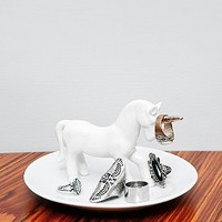 Unicorn Ring and Jewellery Dish - Urban Outfitters