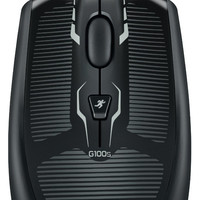 Logitech  Computer Accessories G100s Optical Gaming Mouse