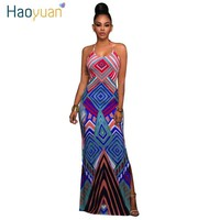 Summer Maxi Bodycon Dress