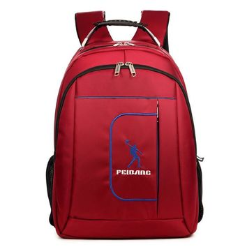 2017 Business Bag Travel Backpack Fashion Computer Laptop Bag Multi Compartment Backpack Women's School Backpack Free Shipping