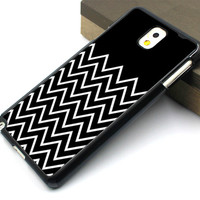 Samsung case,black and white samsung Note 2 case,art chevron samsung Note 3 case,white chevron samsung Note 4 case,simple style Galaxy S5 case,salable Galaxy S4 case,popular Galaxy S3 case