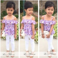 Girls 2 PC Outfit Set