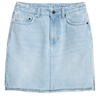 H&M Denim Skirt $34.99