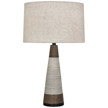 Robert Abbey Berkeley Vessel Tapered Table Lamp