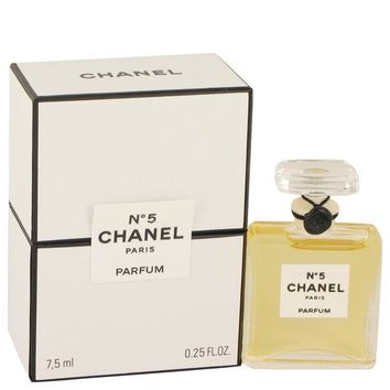 CHANEL No. 5 by Chanel Pure Perfume 1-4 oz
