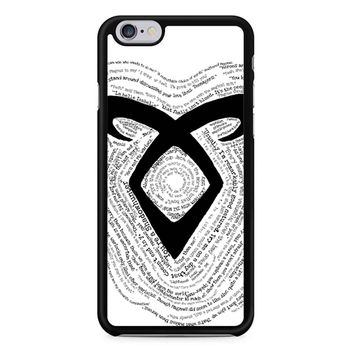 Shadowhunters iPhone 6/6S Case