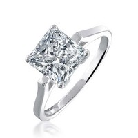 Bling Jewelry Delicate Dazzle Ring