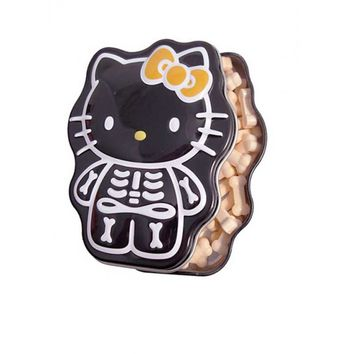 Hello Kitty Skelly Bones Candy