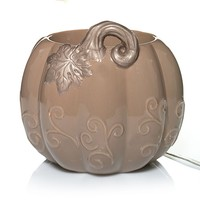 Twirling Taupe Scenterpiece™ Warmer : Scenterpiece™ Easy MeltCup Warmer : Yankee Candle