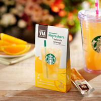 Starbucks VIA Refreshers™ Valencia Orange