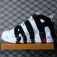 Nike Air More Uptempo Fashion and leisure sports shoes-14