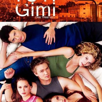 One Tree Hill (Hungarian) 27x40 TV Poster (2003)
