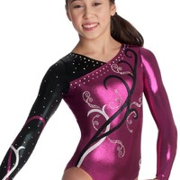 Stunning Vine Wrapped Leotard from GK Elite