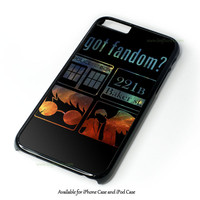 Got Fandom iPhone 4 4S 5 5S 5C 6 6 Plus, and iPod Touch 4 5 Case