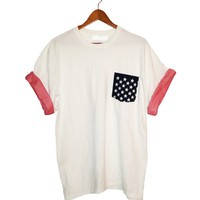 American Flag Tee — Official Clothing