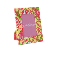Lilly Pulitzer Printed Frame - Chi Omega