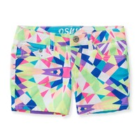 Kids' Popstar Denim Shorty Shorts - PS From Aeropostale