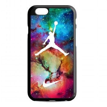 michael jordan galaxy For iphone 6s case