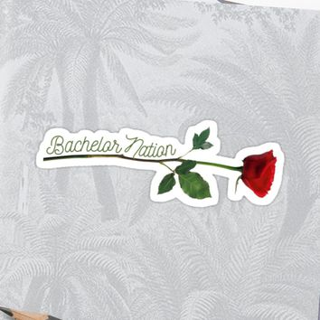'Bachelor Nation Rose' Sticker by madisonbaber