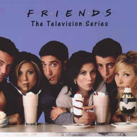 Friends Milkshakes TV Show Cast Poster 24x36