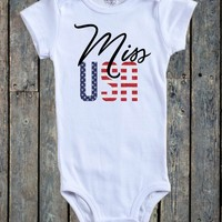 Miss USA Onesuit®