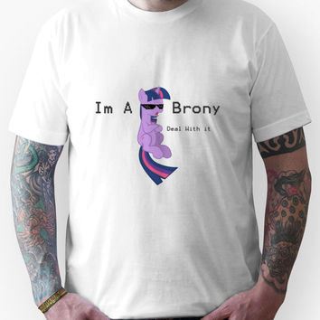 I'm a Brony Deal with it. (Twilight Sparkle) - My little Pony Friendsh