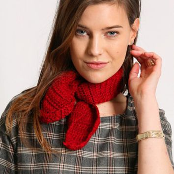 If You Please Knit Scarf