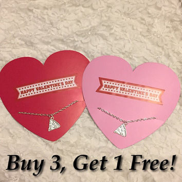 Pizza Necklace Valentine's Day Gift