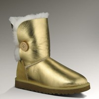 UGG® Bailey Button Metallic Boots for Women at UGGAustralia.com