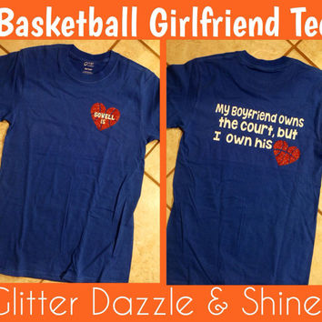 Basketball Girlfriend Tee