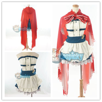 LoveLive - Yazawa Niko Red Riding Hood Cosplay Costume CP151997
