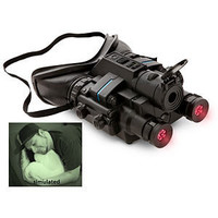ThinkGeek :: SpyNet Night Vision Binoculars