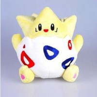 Brand New Pokemon Togepi Cute Plush Soft Doll Rare