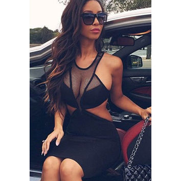 Sexy Women Fashion Dress Bodycon On Sale = 4482721412