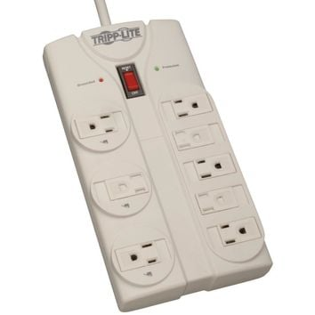 Tripp Lite(R) TLP808 8-Outlet Surge Protector (1440 Joules; 8ft power cord)