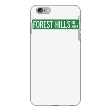j cole forest hills drive logo iPhone 6/6s Plus Case