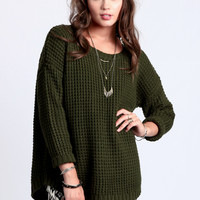 Purba Sweater By Knot Sisters