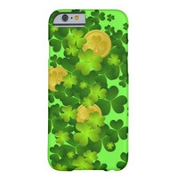 St. Patricks Day Barely There iPhone 6 Case