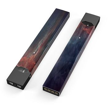 Skin Decal Kit for the Pax JUUL - Abstract Fire & Ice V14