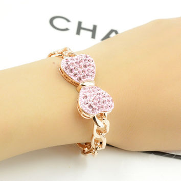 Great Deal Awesome Stylish New Arrival Shiny Hot Sale Gift Korean Fashion Party Butterfly Princess Luxury Accessory Bracelet [10417739988]