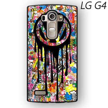 VW Volkswagen Bomb Sticker For LG G3/G4 Phone case ZG