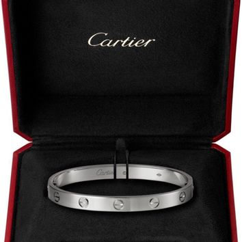 One-nice? Cartier Love Bracelet