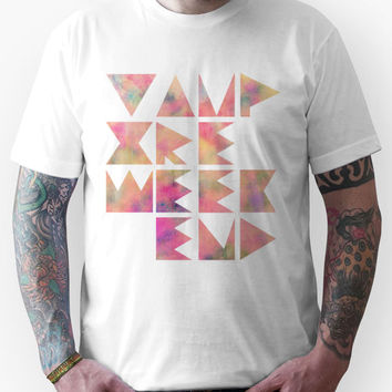 Vampire Weekend (pink) Unisex T-Shirt