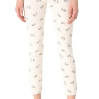 Kylie Cropped Retro Cruiser Skinny Jeans