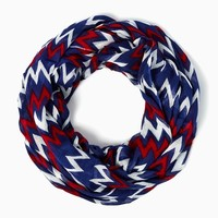 Chevron Style Infinity Scarf | Fashion Accessories - Abbey Road | charming charlie