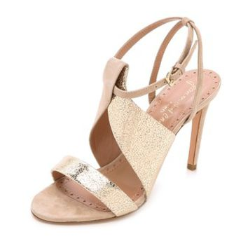 Jean-Michel Cazabat Olga Strappy Sandals