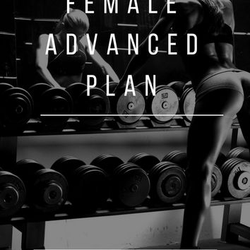 Female Fitness Plans