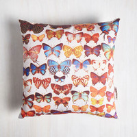 Dorm Decor Wing a Different Tune Pillow by ModCloth