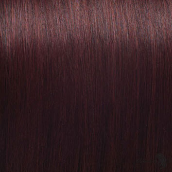 "18"" Clip In Remy Hair Extensions: Red No. 99"
